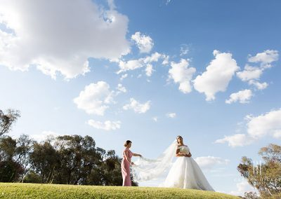 Peter and Emma in Cootamundra photo shoot