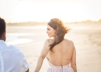 Engagement of Love at Towradgi Beach