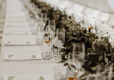 Autumn Love Michael Annabelle reception styling