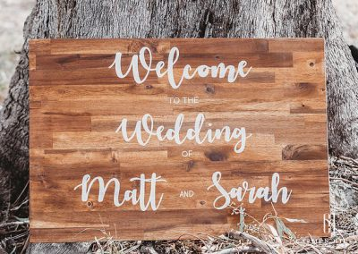 Matt Sarah Forever in Love ceremony vineyard at Cottontails Winery