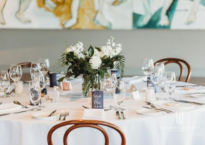 Peter Belinda Happily ever after reception styling