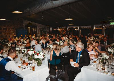 The Richness of Love Jono Laura reception at Magpies Nest Wagga Wagga