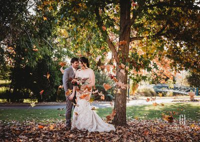 Mitch Bree Winter Love in Wagga Wagga wedding photo shoot