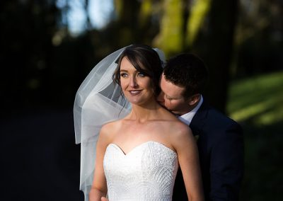Steven and Brittany in Daylesford wedding photo shoot